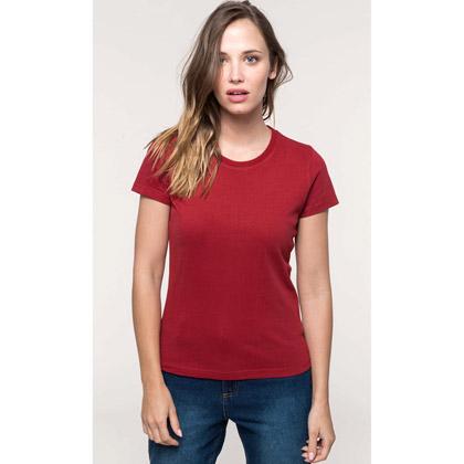 Kariban Ladies´ Vintage Short Sleeve T-Shirt