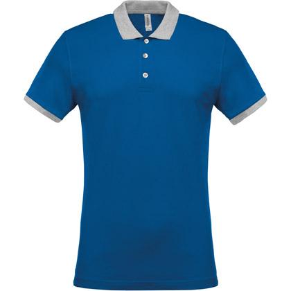 light royal blue/ oxford grey