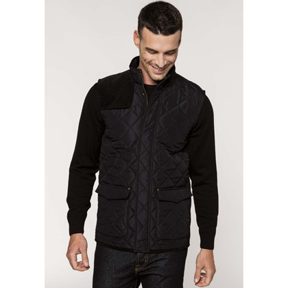 Kariban Men´s Classic Quilted Bodywarmer