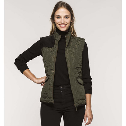 Kariban Womens´ Classic Quilted Bodywarmer