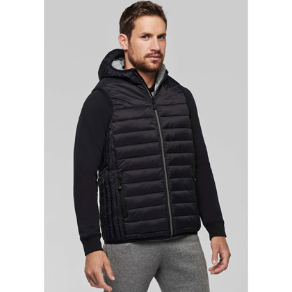 Kariban Adult Hooded Bodywarmer