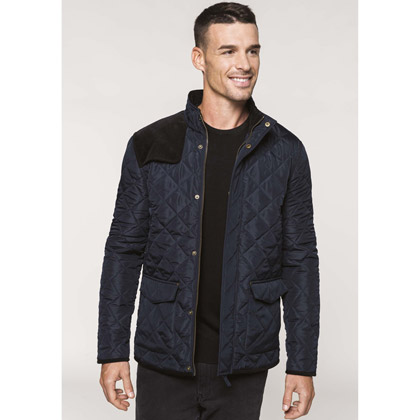 Kariban Men's Classic Quilted Jacket