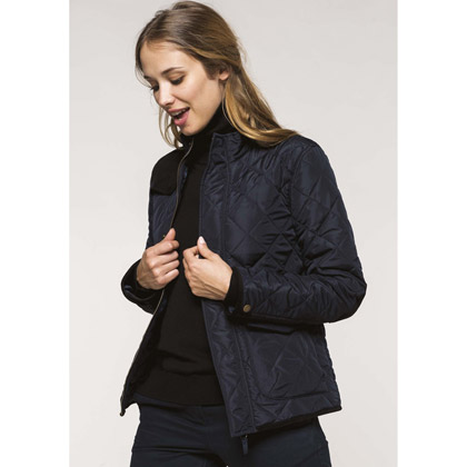 Kariban Ladies´ Classic Quilted Jacket