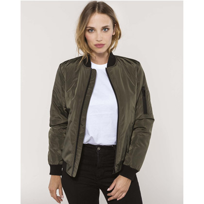 Kariban Ladies´ Bomber Jacket