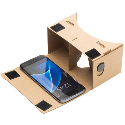 VR-Brille Vikky