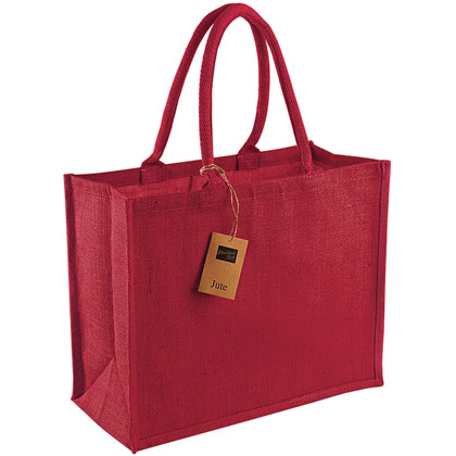 Borsa Shopper in Juta Garden Color