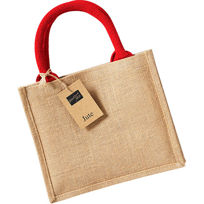 Borsa Shopper in Juta Gobi Natural