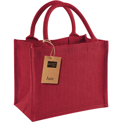 Borsa Shopper in Juta Gobi Color
