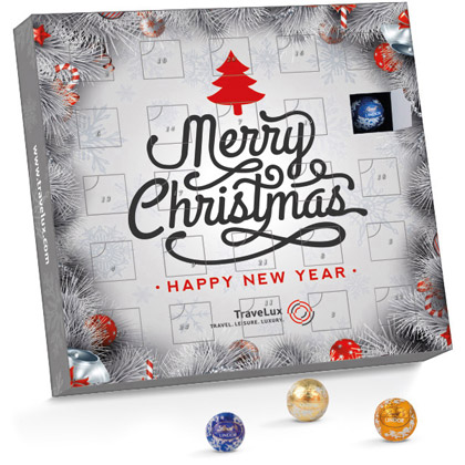 Adventskalender Lindt Chocolate Balls