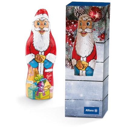 Schokoladenweihnachtsmann Merry