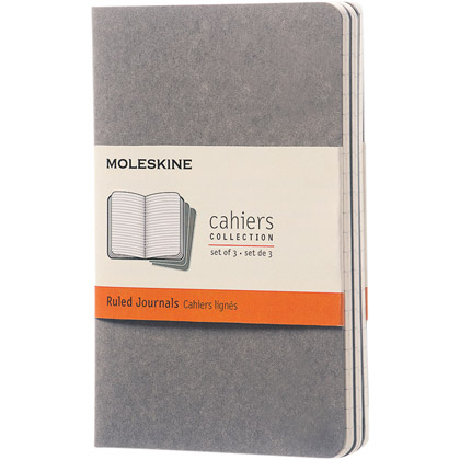 Moleskine Cahier Journal PK Ruled