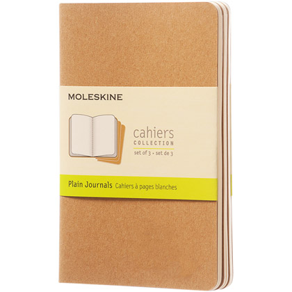 Moleskine Cahier Journal PK Non-ruled