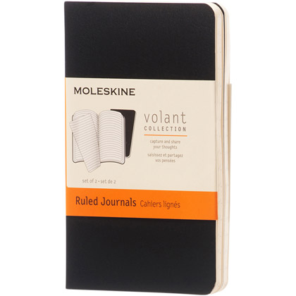 Moleskine Volant Journal XS Ruled
