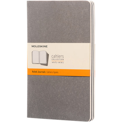 Moleskine Cahier Journal L Ruled