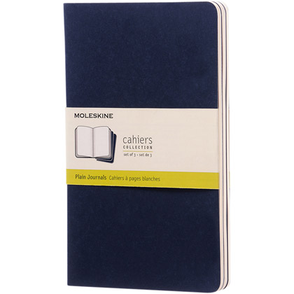 Moleskine Cahier Journal L Non-ruled