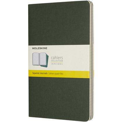 Moleskine Cahier Journal L Squared