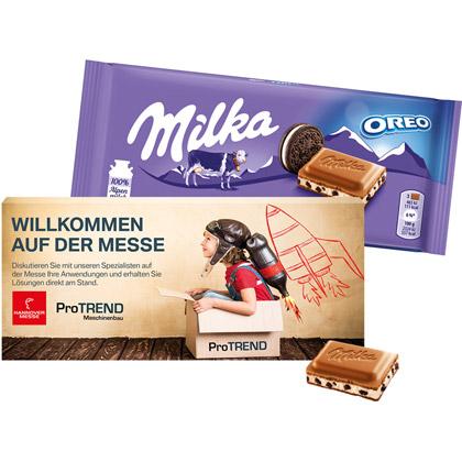 Milka Tafel, 100 g