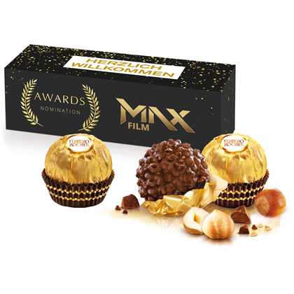 Ferrero Rocher Trio Box