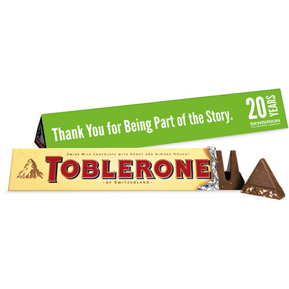 Toblerone Bar, 100 g