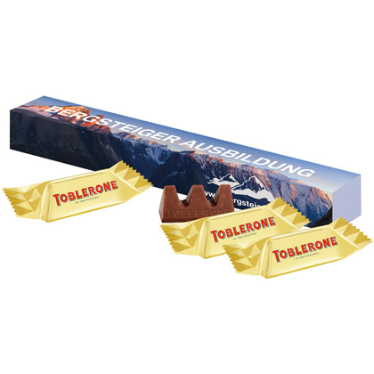 Toblerone Mini Trio, 24 g