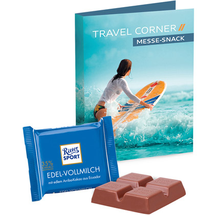 Ritter Sport Mini Booklet, 16,5 g