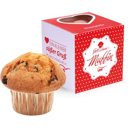 Scatola con Cuore Muffin Maxima