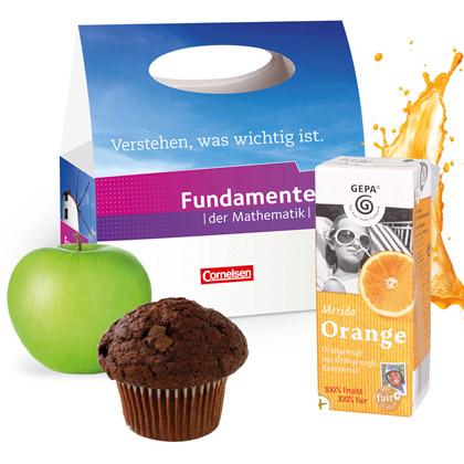 Scatola per la merenda Muffin Maxima