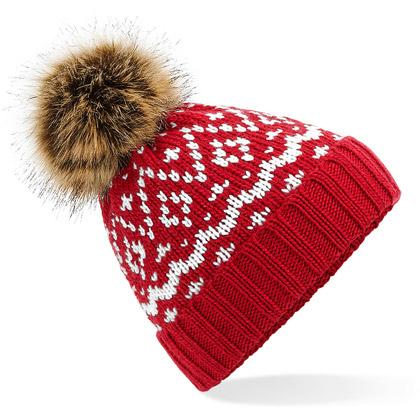 Mütze Shetland