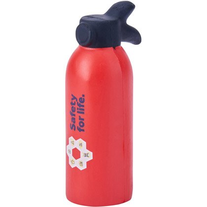Stressipallo Fire Extinguisher
