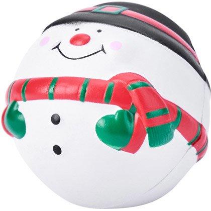 Stressipallo Snowman