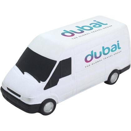 Stressipallo Delivery Van