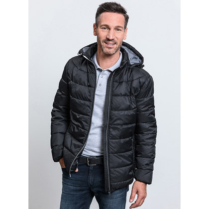 Russell Men´s Hooded Nano Jacket 440M