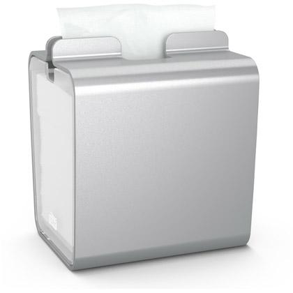 Dispenser in alluminio Tork Xpressnap® N4