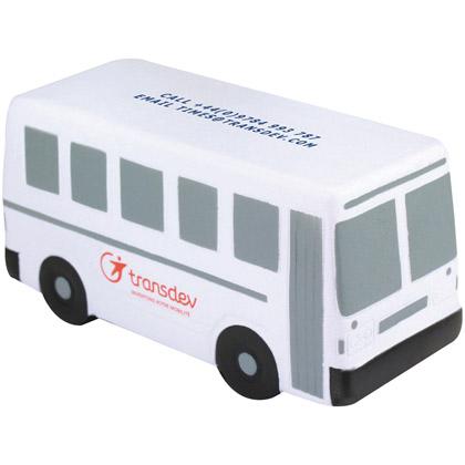 Pallina antistress Bus