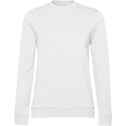 Vit Sweatshirt Raglan | Herr | Köp tröjor med eget tryck