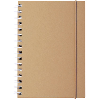 Cuaderno de espiral Langston A5