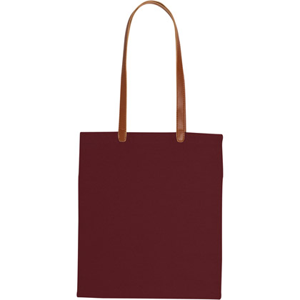 Borsa shopper in cotone Seattle