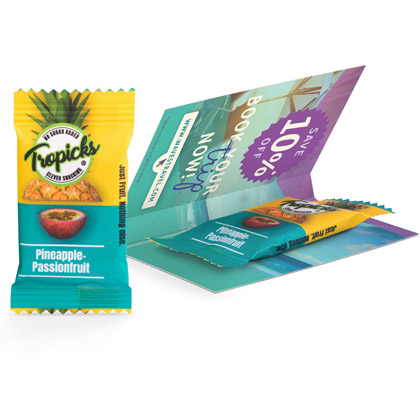 Tropicks Fruit Snacks