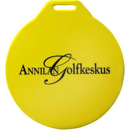 Etichetta per valigia Golf