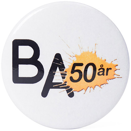 Badge 37 mm