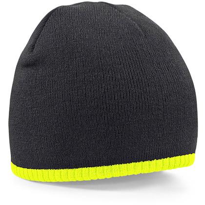 black/ fluorescent yellow