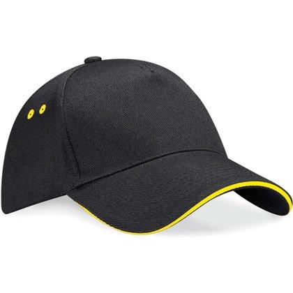 negro/ amarillo