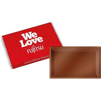 Schokolade Miniriegel 10 g