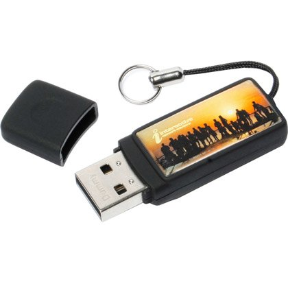 USB-minne Photo Rectangle