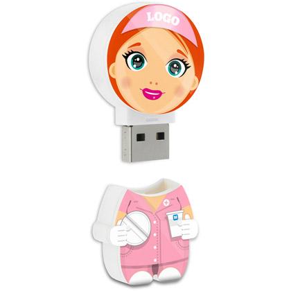 USB-minne Identity