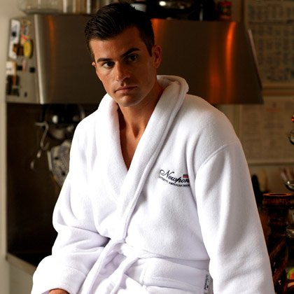 Newport Jamesport Fleece Bathrobe