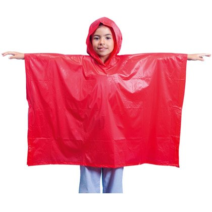 Poncho Impermeabile Tommy