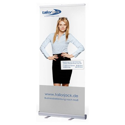 Roll-Up Display 100 x 200 cm