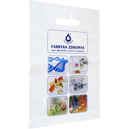 Plastikpose Market 25 x 30 cm