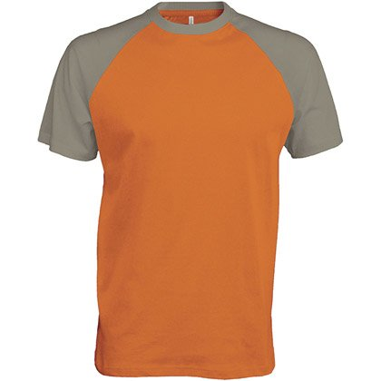 orange/ grey